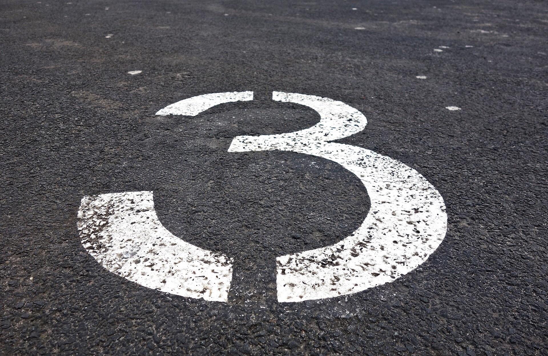 Die drei Grundregeln der Lesbarkeit